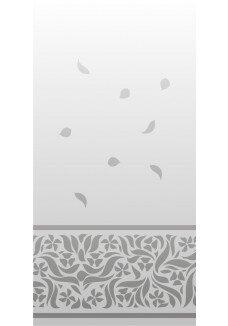 Model Provence fundal sablat, model transparent