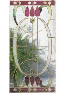 Vitrina vitraliu, LOIRE