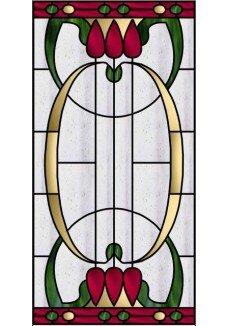 Vitrina vitraliu, LOIRE MAT