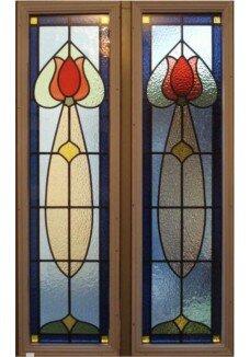 Vitrina vitraliu Tiffany Art