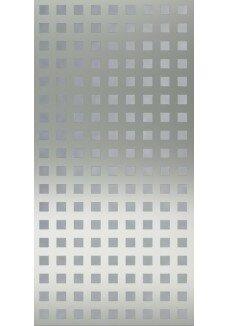 Vitrine sticla vopsita, model Cube