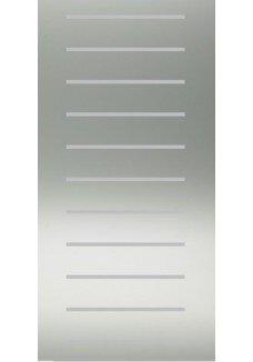 Vitrine sticla vopsita, model Line