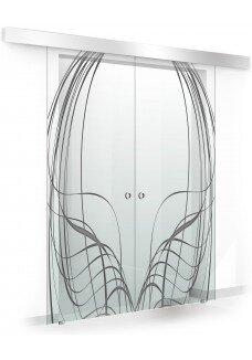 Usa culisanta sticla clara
