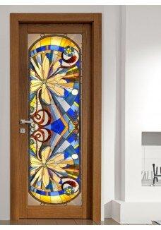 Geam decorativ vitraliu
