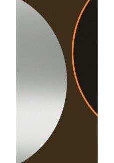 Vitrine sticla vopsita, model Parma