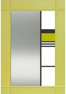 Sticla vopsita model ROMEO