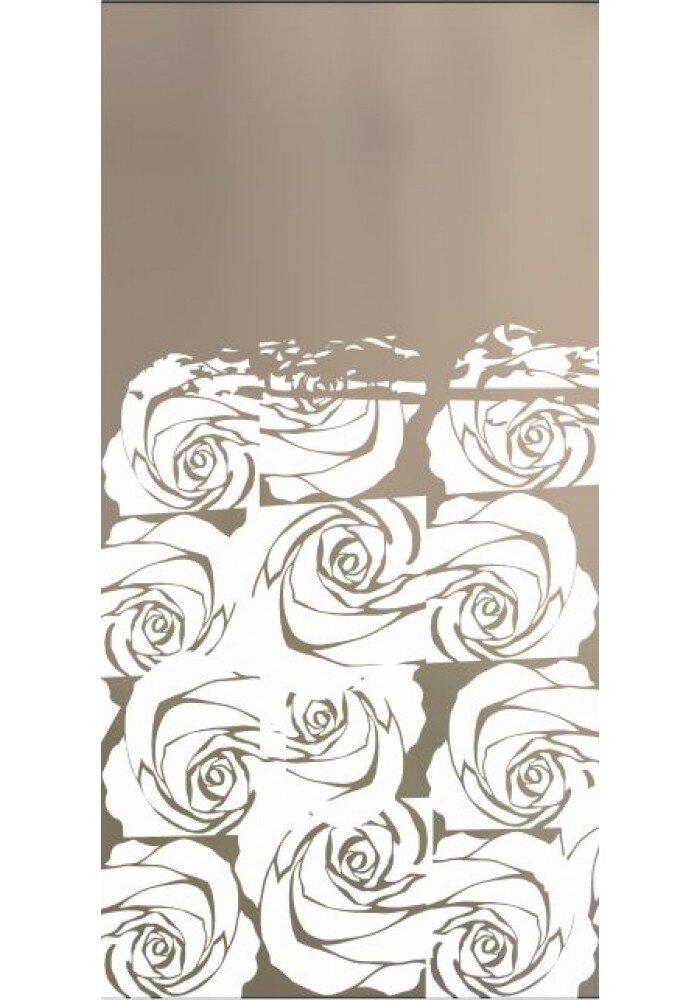 Trandafiri Modern Bronz