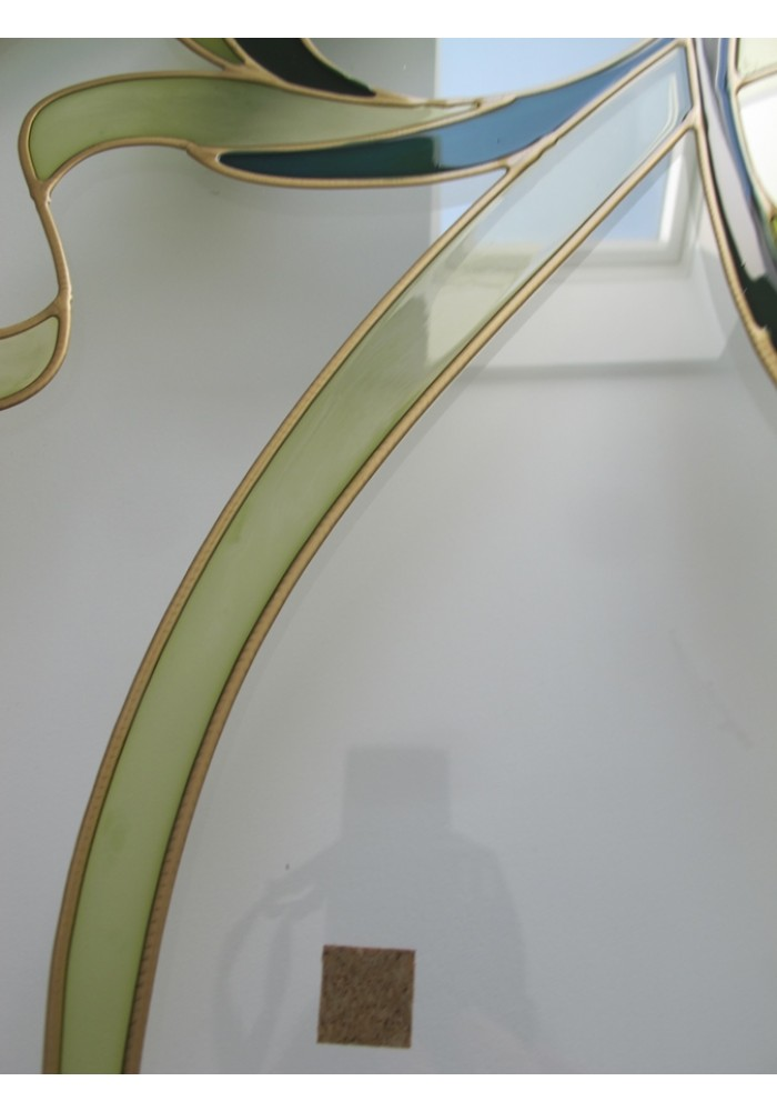 Paravan cada, sticla clara, 6 mm, model: RAVANA PROVENCE
